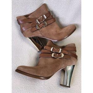 Jimmy Choo sandalwood Melba boot size 7.5 NEW!
